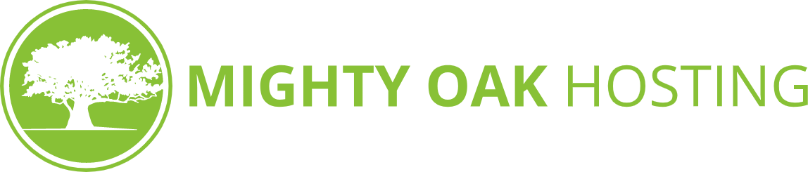Mighty Oak Hosting